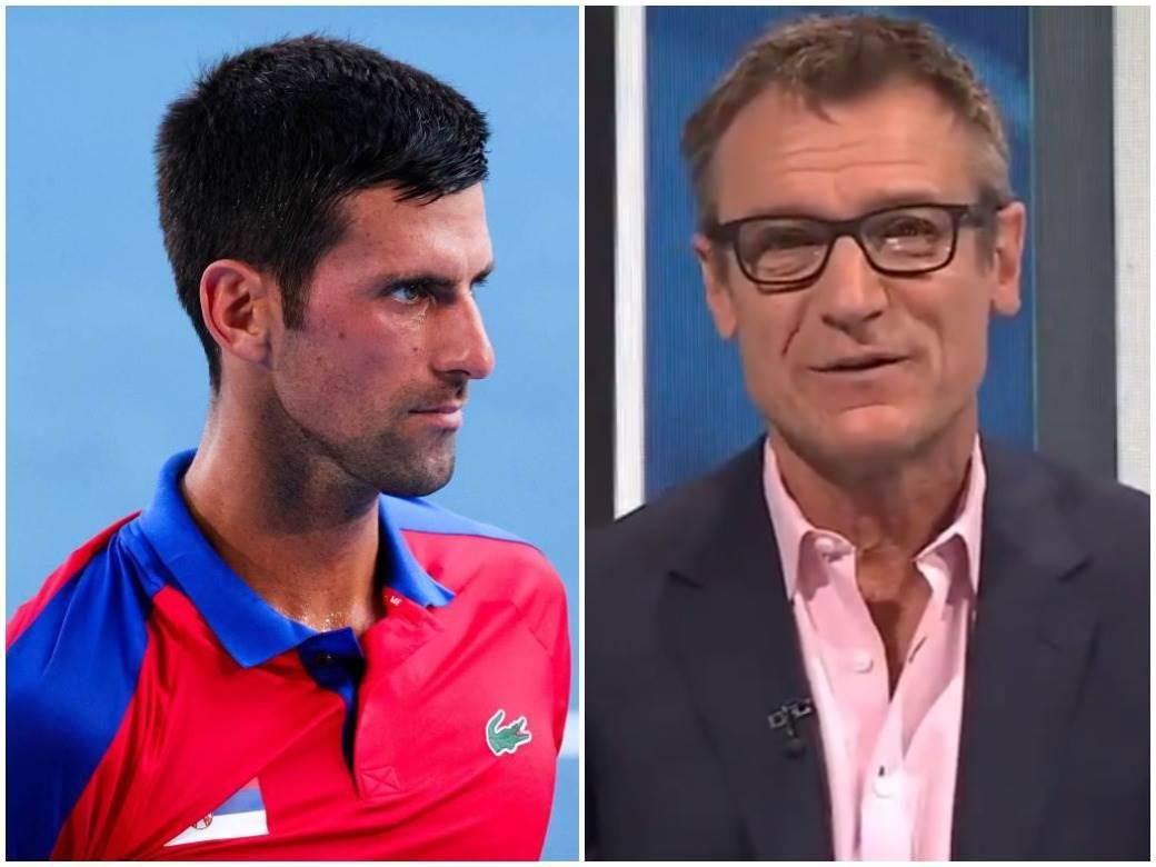 Novak Đoković i Mats Vilander