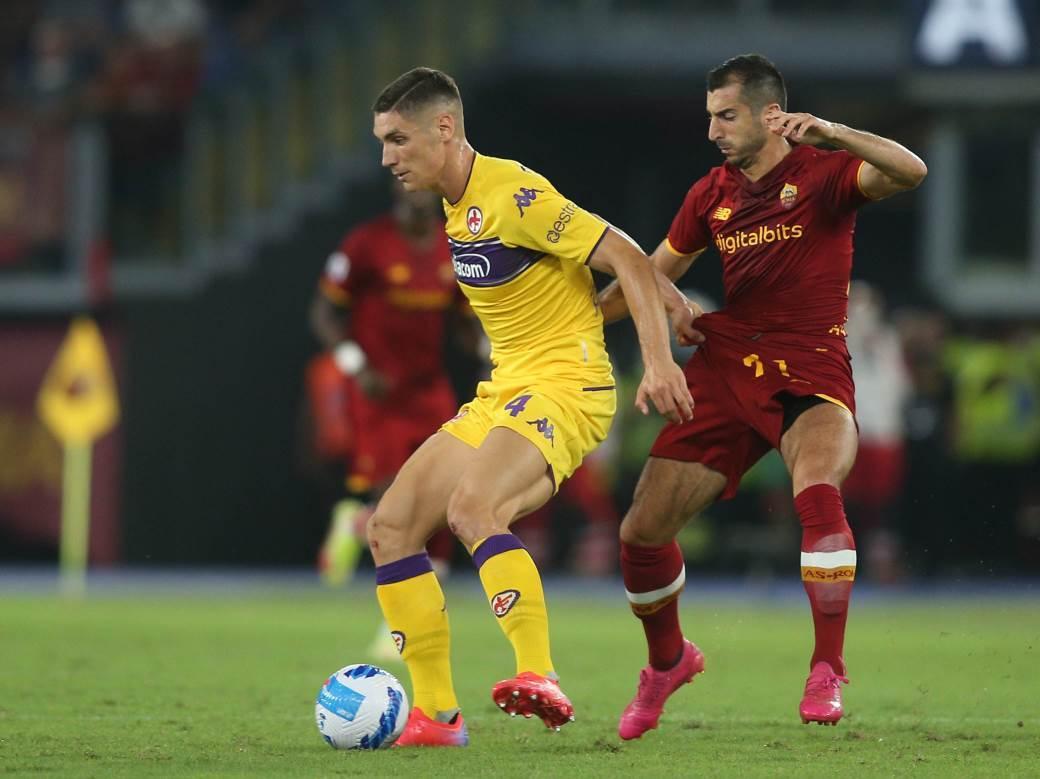 Nikola Milenković Fiorentina