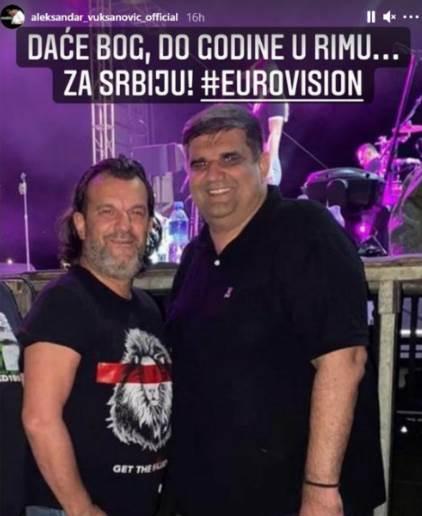 Aca Lukas,Saša Mirković