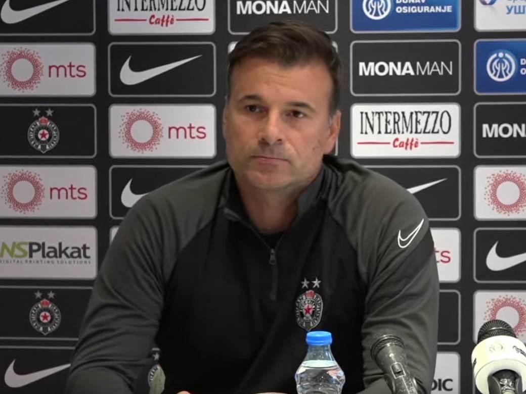 Aleksandar Stanojević konferencija 2