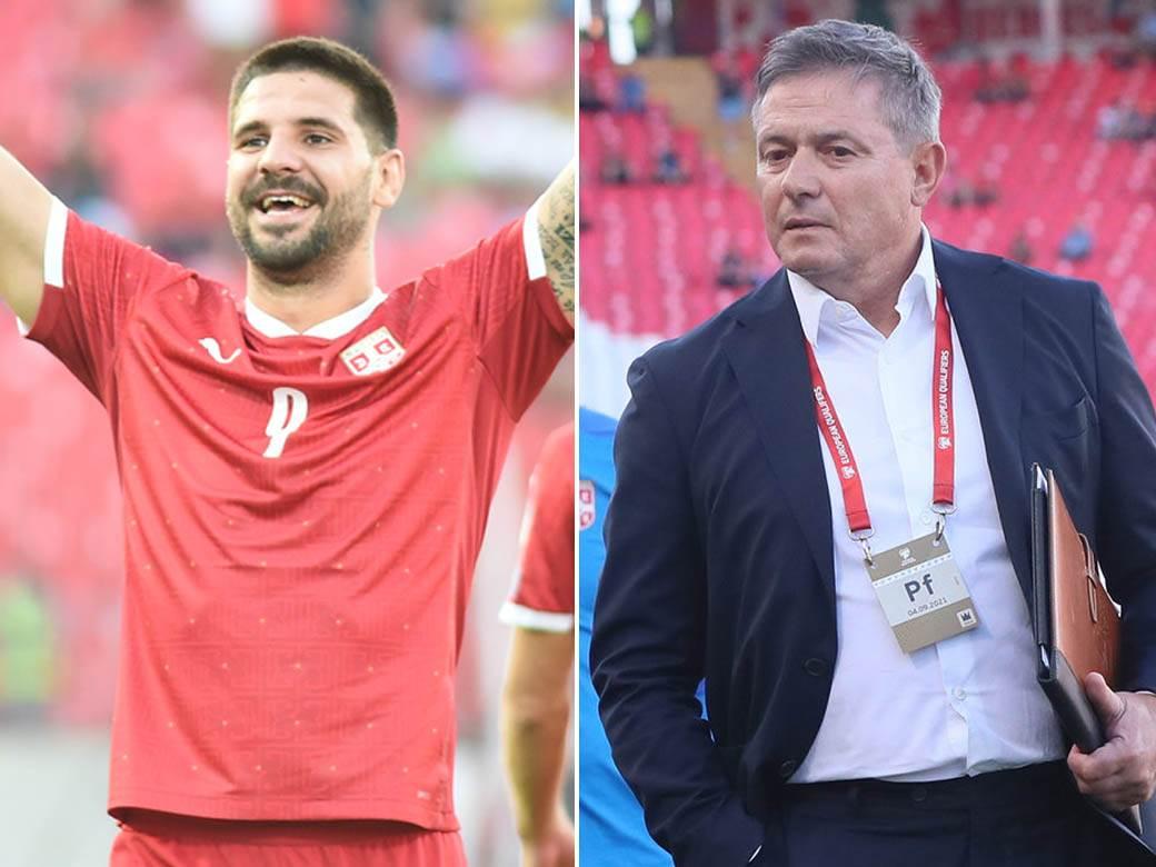 Aleksandar Mitrović Dragan Stojković Piksi