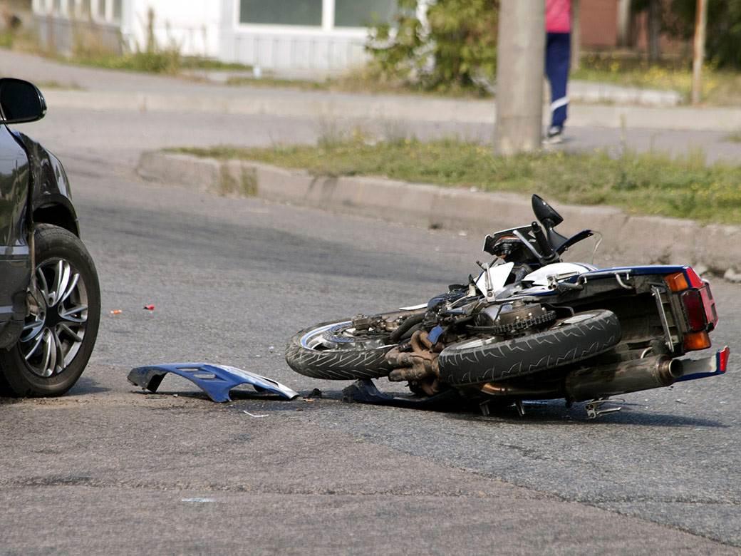 Nesreća, Motor