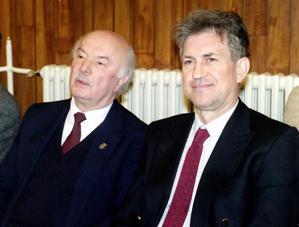 Den Tana i Dušan Maravić