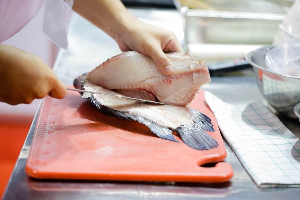 Tranžiranje ribe