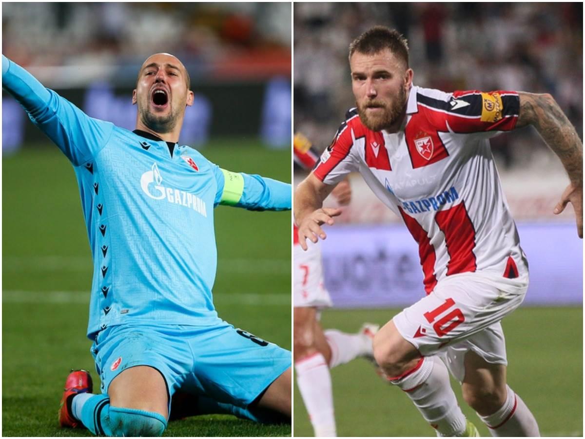 Milan Borjan i Aleksandar Katai