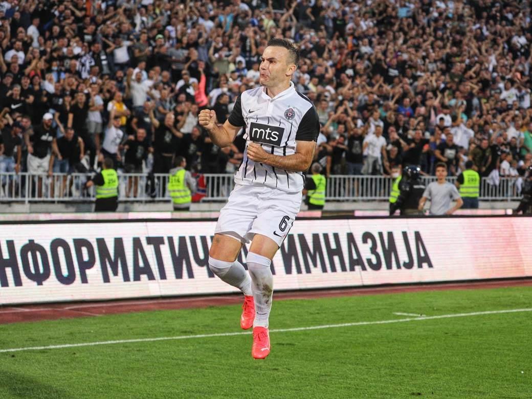 Partizan Gol (3)