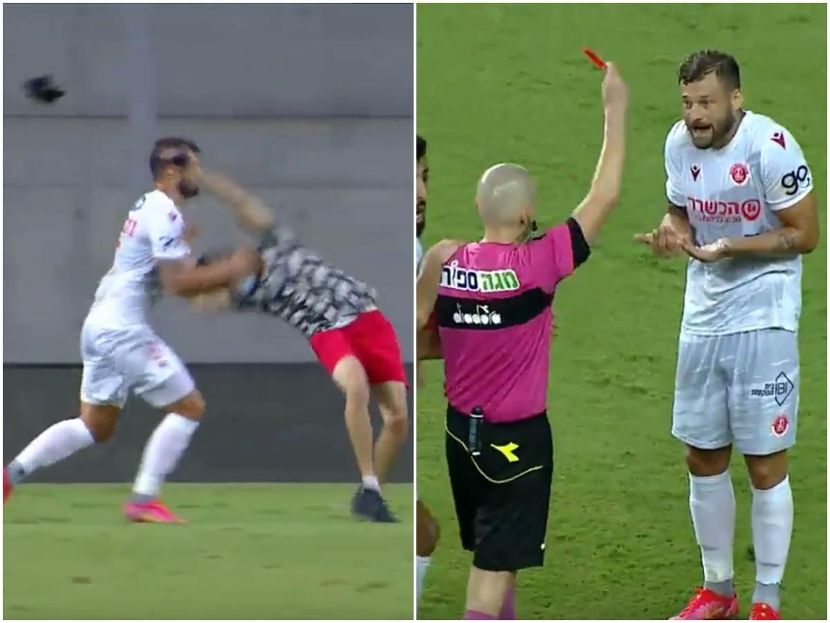 Fudbaler zaustavio huligana