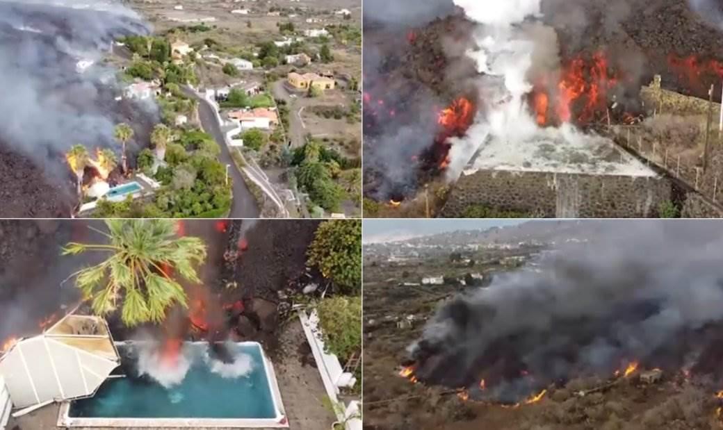 vulkan erupcija