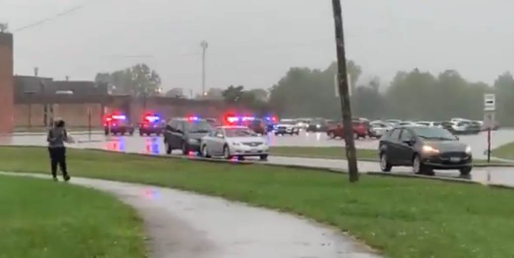 Policija u Ohaju