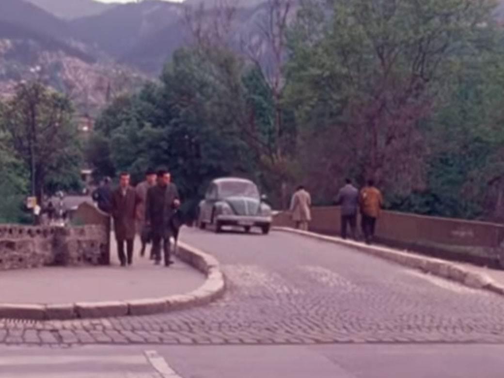 Sarajevo 70ih