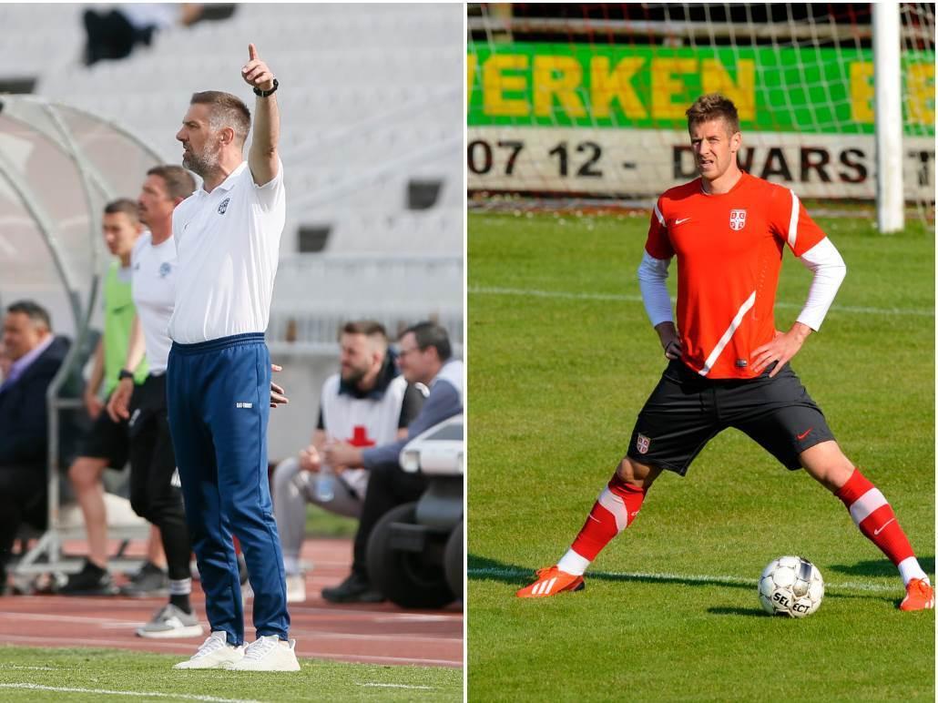 Mladen Krstajić i Slobodan Rajković
