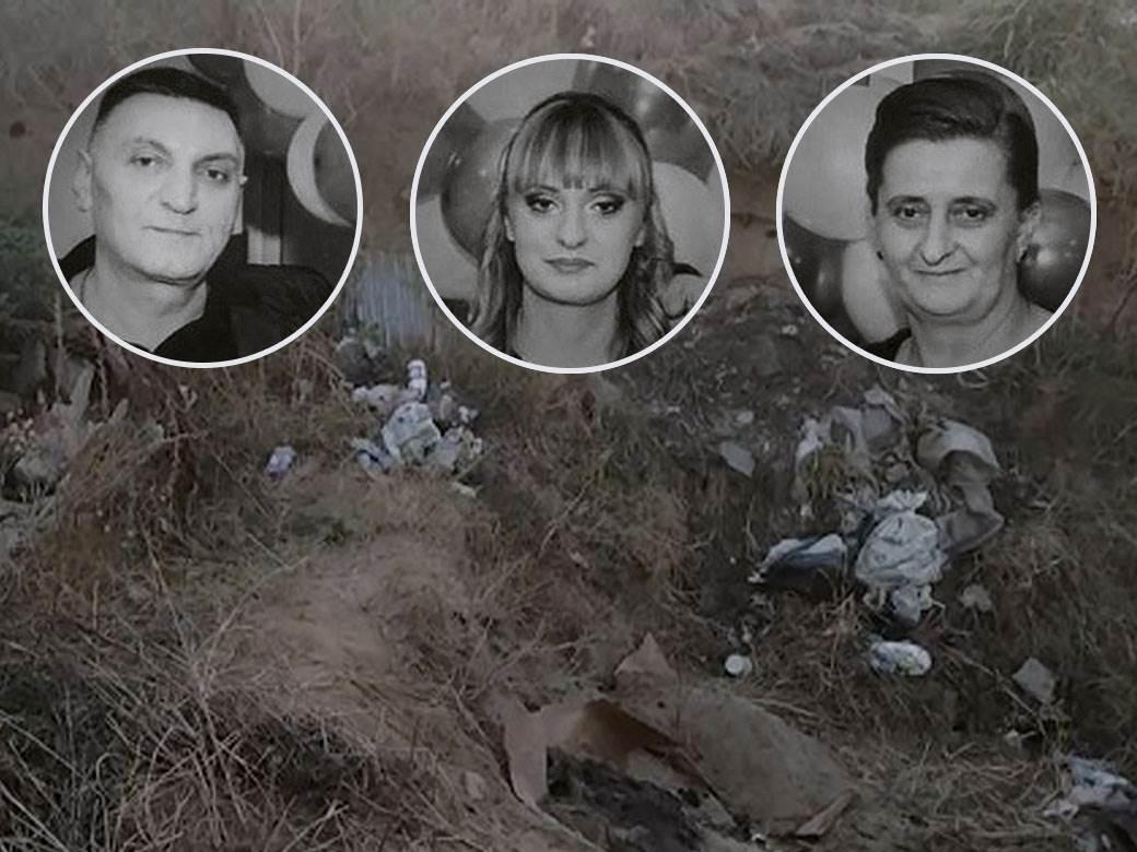 Porodica Đokić pronađena tela mesto 9