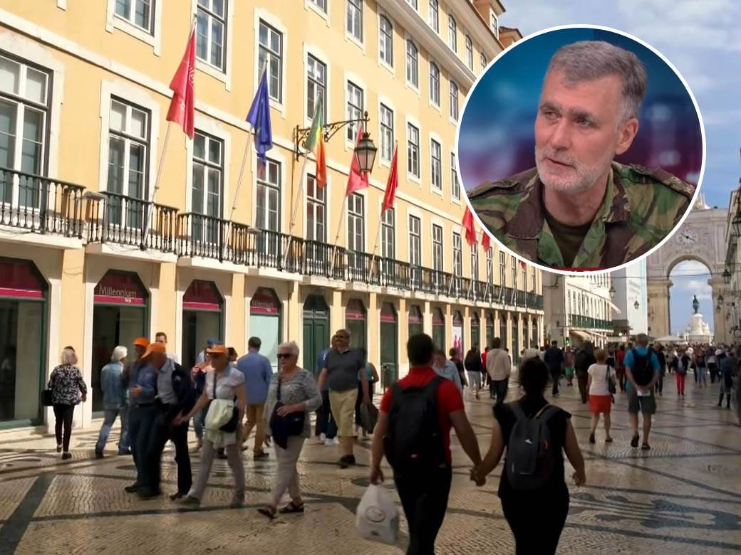 Lisabon vojnik