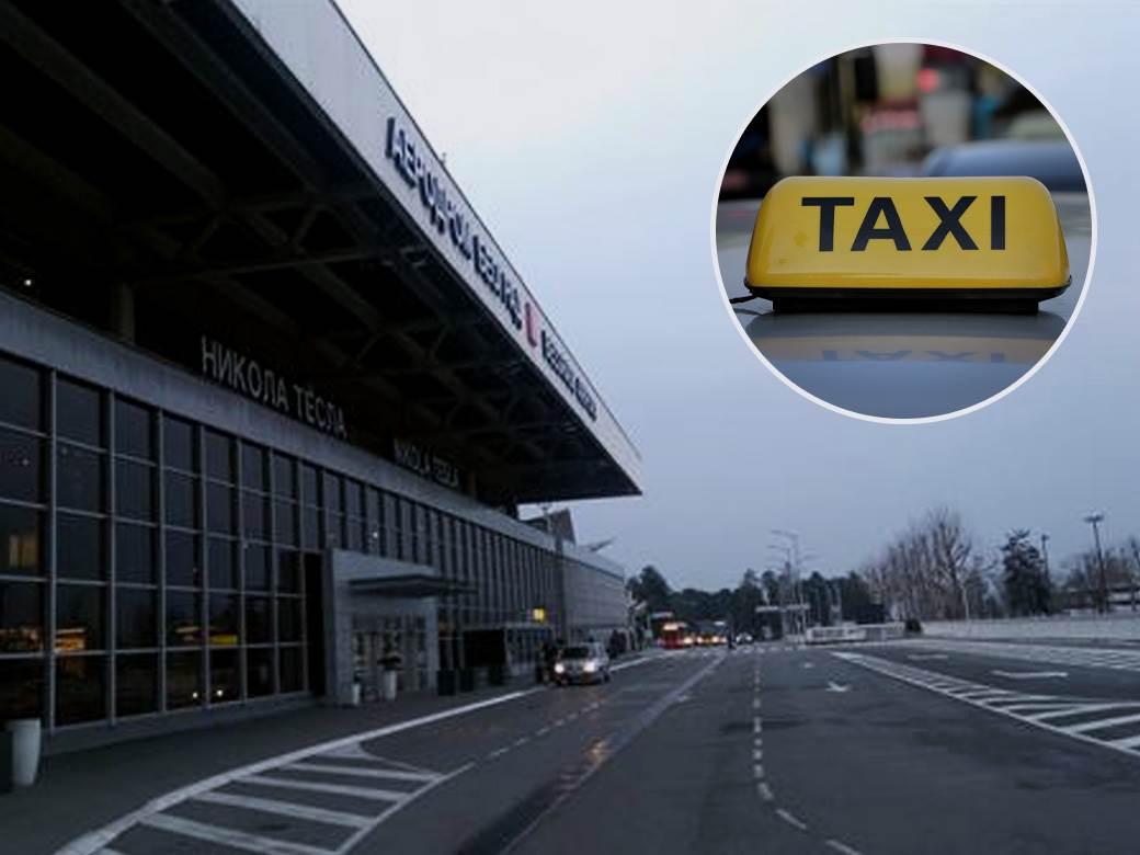 aerodrom taksi