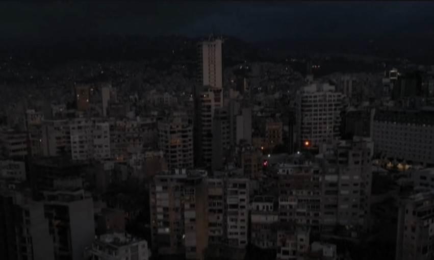 liban, nestanak struje