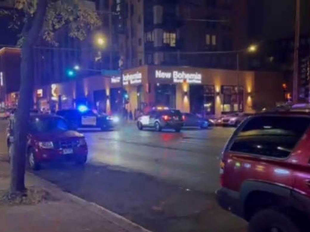amerika policija pucnjava