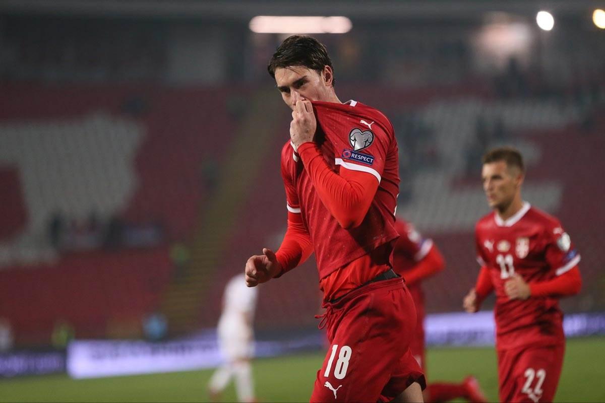 Srbija, Azerbejdžan, Fudbal (2)