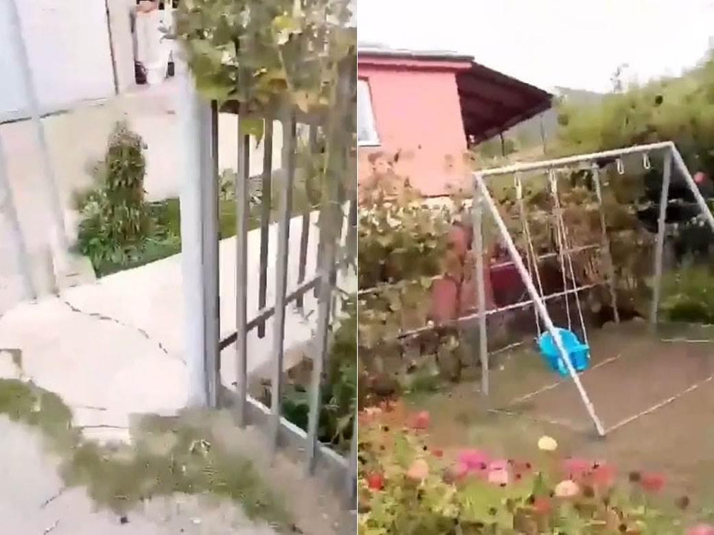 Kosovo dvorište pucnjava 3