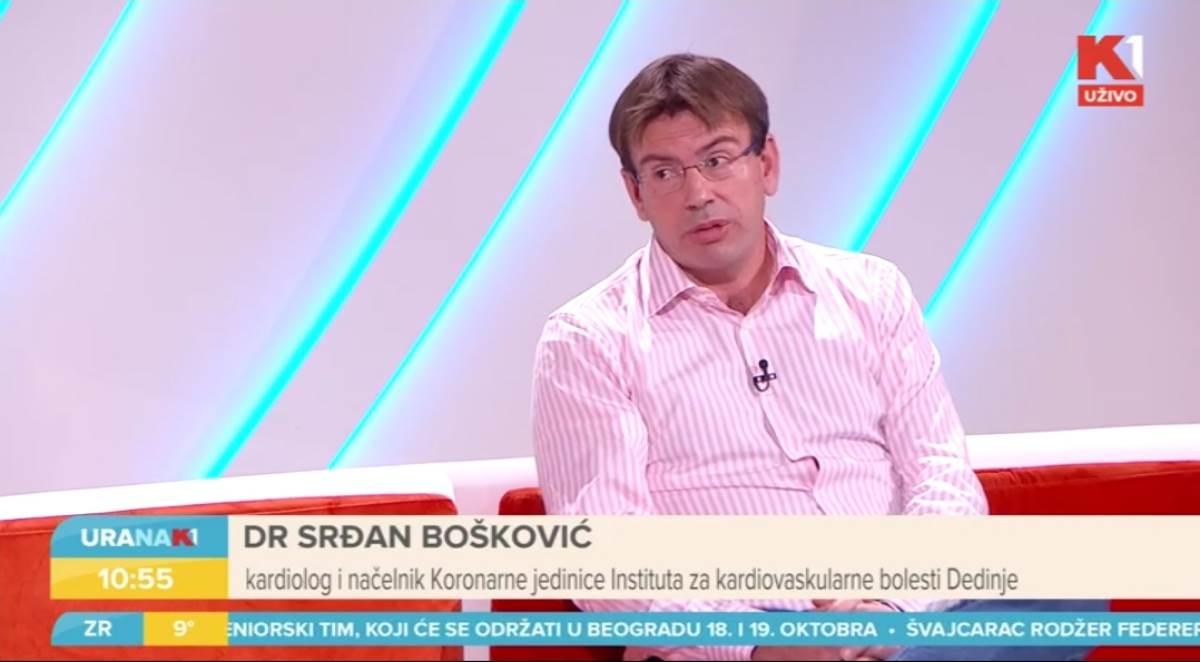 Dr Srdjan Boskovic