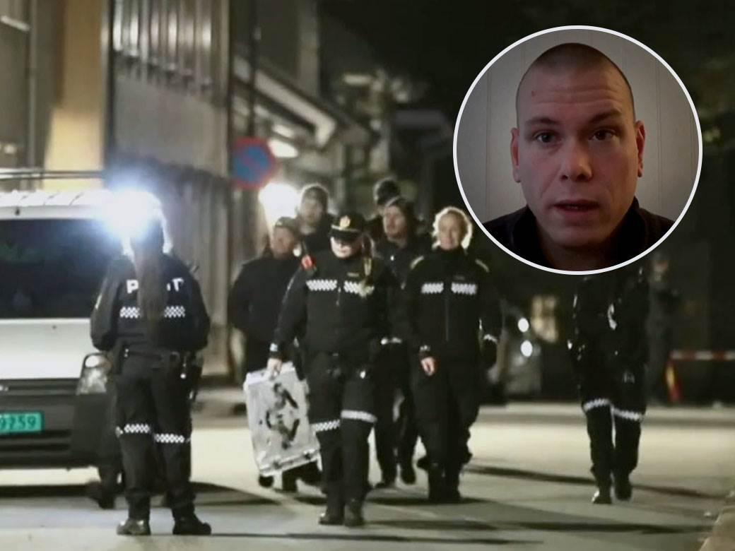 napad norveška