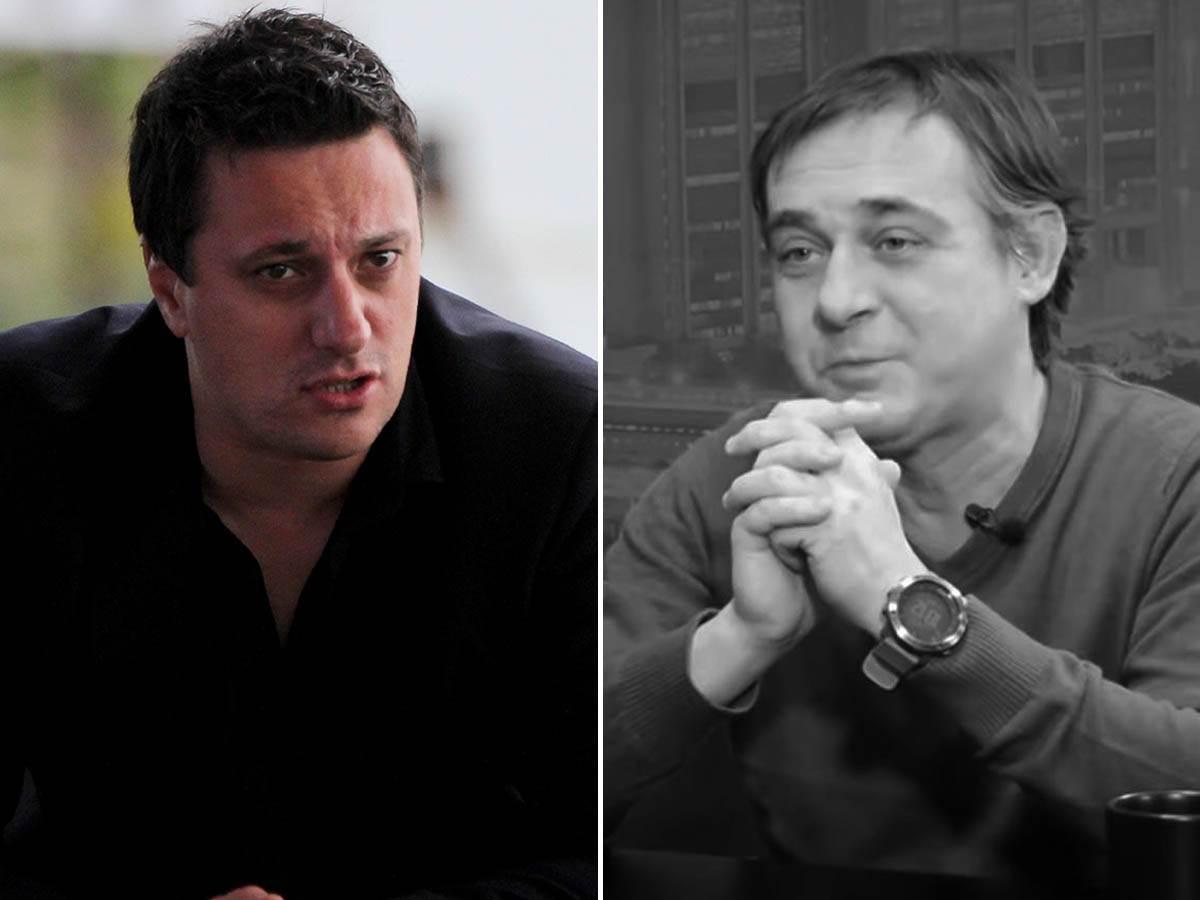 Andrija Milošević i Marko Živić 2