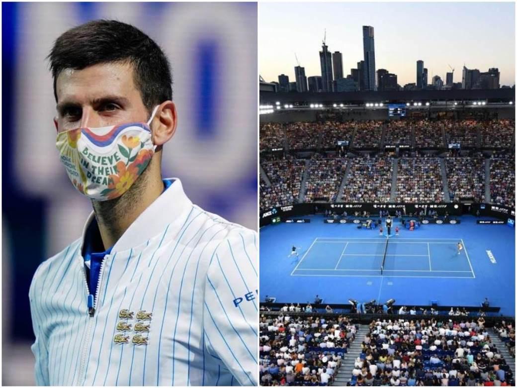 Novak Đoković Australijan open