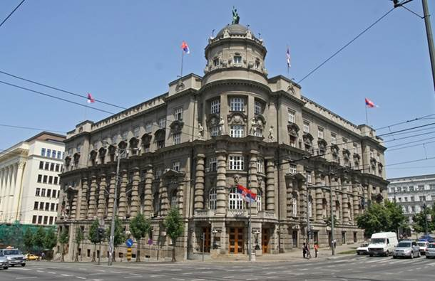 Zgrada Vlade Srbije (MONDO/Petar Stojanović)