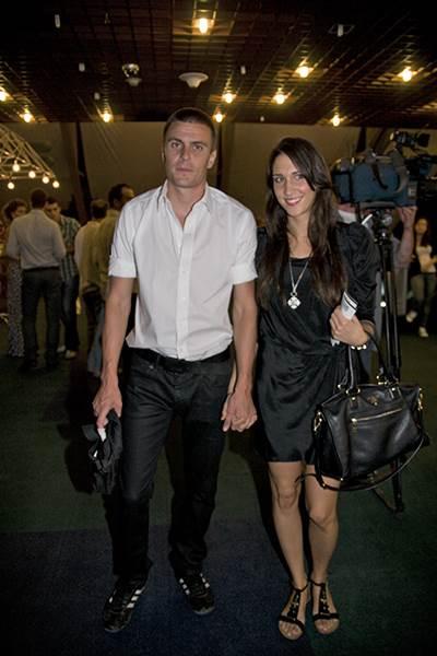 Vuk Kostić i Jelisaveta Orašanin