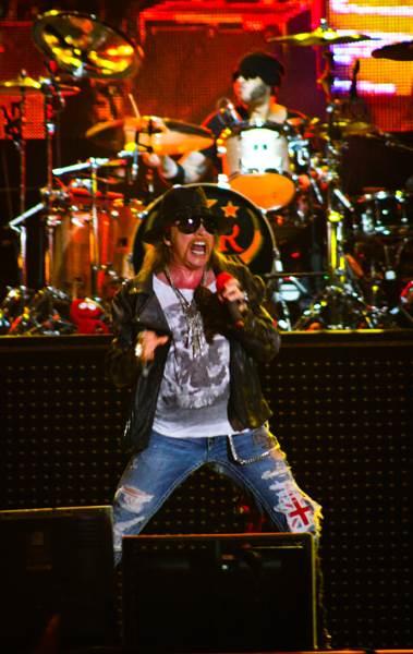 Guns n' Roses - seks, droga, rokenrol