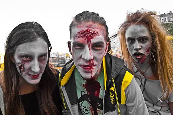 Zombiji će ponovo šetati Beogradom (FOTO)