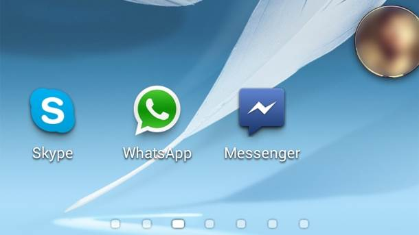 Facebook,Messenger,ChatHeads,