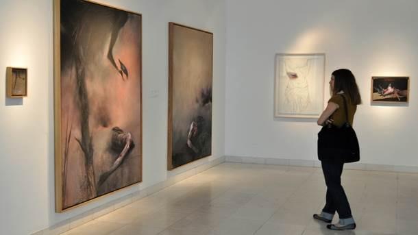 galerije, izložba, slike, slika, umetnost