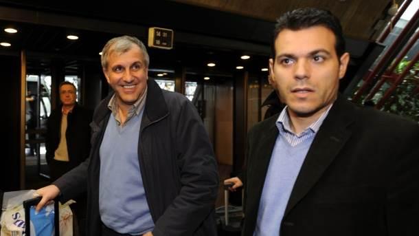 Dimitris Itudis, Željko Obradović
