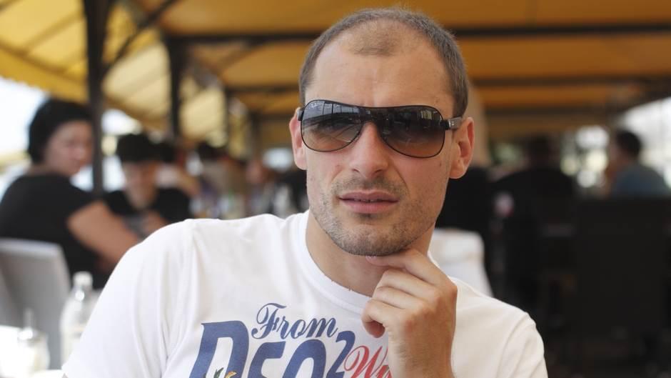 Milan Jovanovic Lane Zvezda Milan Jovanović sa