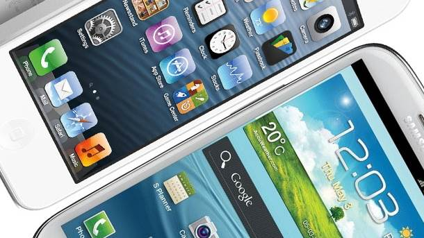 Apple,Samsung