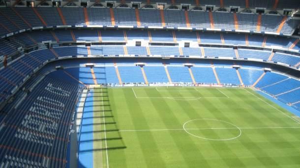 Fudbalski Stadioni  Bernabeu-n
