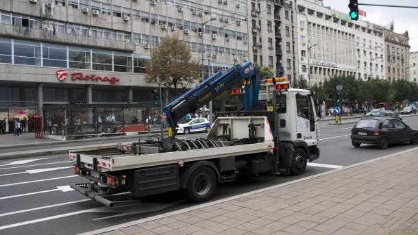 U Beogradu oduzeto još jedno CarGo vozilo