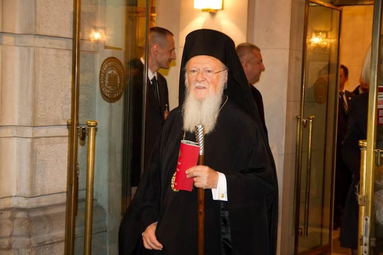 Carigradski i vaseljenski patrijarh Vartolomej