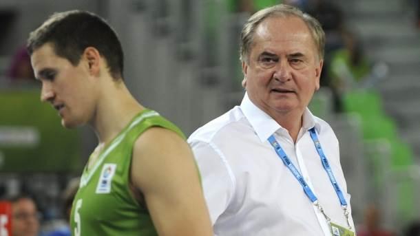 Maljković napustio klupu Slovenije