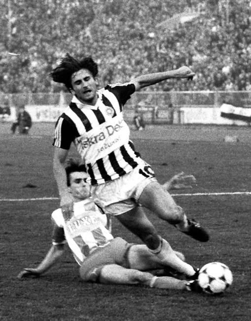 Milko Đurovski 1986