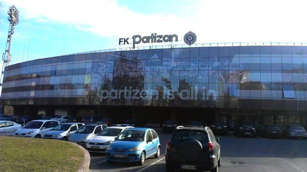 Stadion, FK Partizan