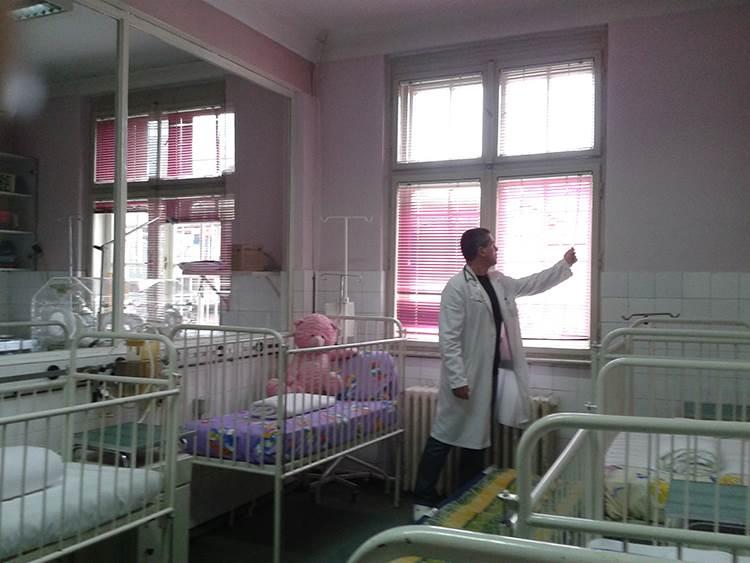 pedijatar deca bolnica bolnice lekar doktor doktori zdravstvo medicina dom zdravlja