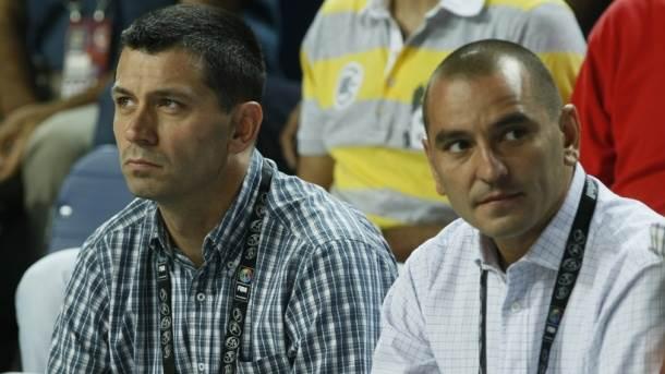 Milivoje Jovčić i Ilija Belošević