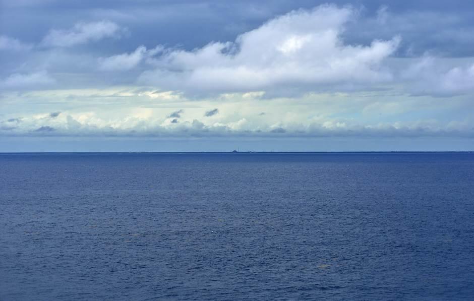 karibi, horizont, putovanja, turizam, odmor, kruzer, posao, okean, more, horizont, nebo, voda,