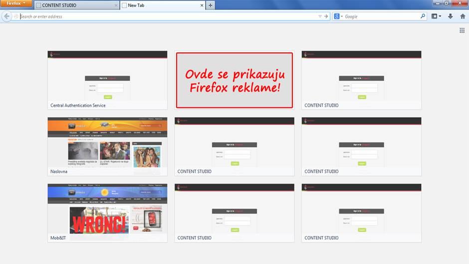 Firefox reklame,Firefox,Reklame