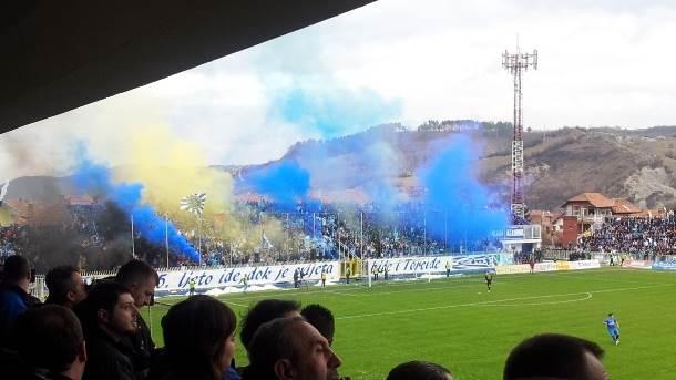 Partizan ponovo zaustavljen u Novom Pazaru!