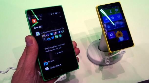 Nokia Xl i Nokia X