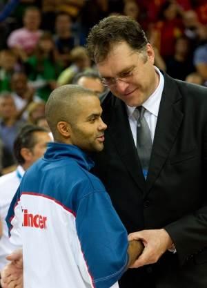 sabonis i parker na eurobasketu