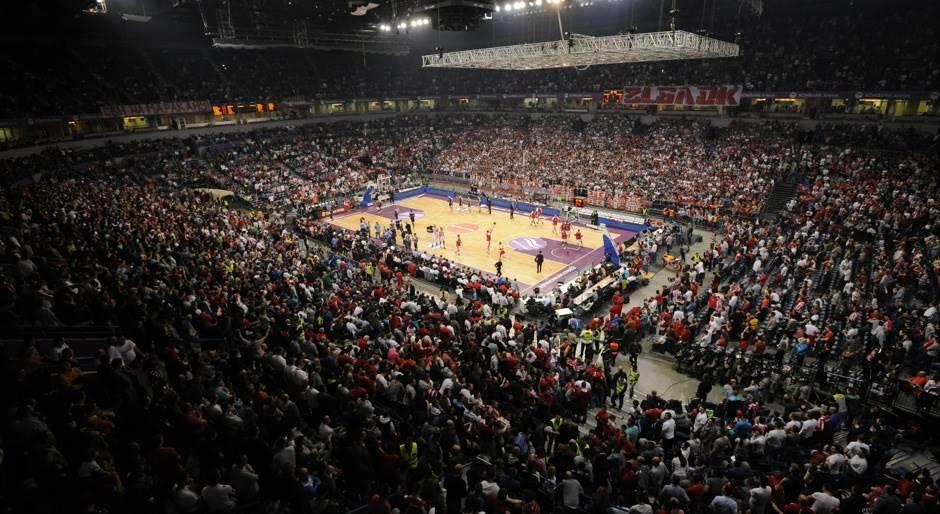Pao Partizanov rekord, u Areni je 24.232 navijača!