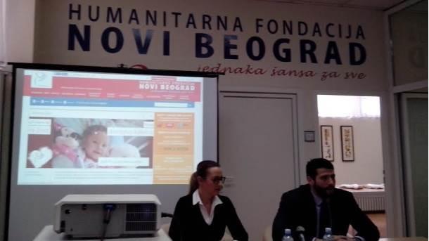 novi beograd humanitarna fondacija šapić vojtehovski